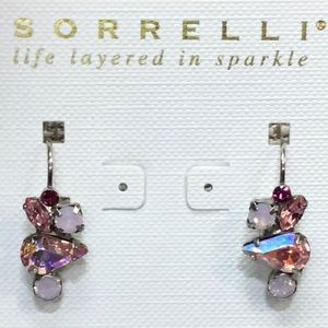 NWT Sorrelli Leverback style earrings